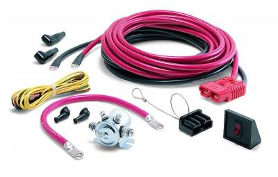 Winch Accessories - Winch Wire Harness - Warn - Warn 32963 Quick Connect Power Cable