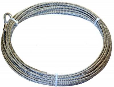 Winch Accessories - Winch Rope - Warn - Warn 38312 Wire Rope