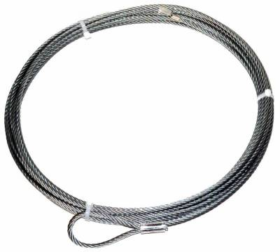 Winch Accessories - Winch Rope - Warn - Warn 61346 Wire Rope