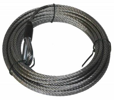 Winch Accessories - Winch Rope - Warn - Warn 79835 Wire Rope