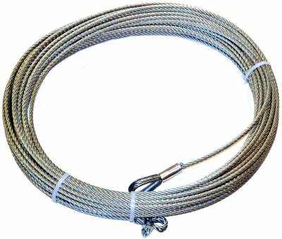 Winch Accessories - Winch Rope - Warn - Warn 38311 Wire Rope