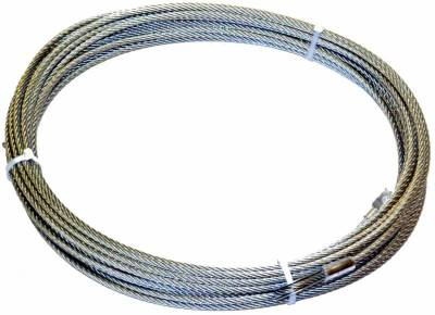 Winch Accessories - Winch Rope - Warn - Warn 38314 Wire Rope