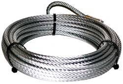 Winch Accessories - Winch Rope - Warn - Warn 71213 Wire Rope