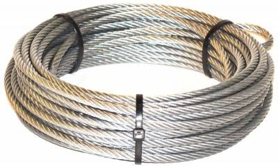 Winch Accessories - Winch Rope - Warn - Warn 68851 Wire Rope