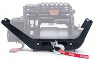 Winch Accessories - Winch Cradle - Warn - Warn 75330 Multi-Mount Carrier for 2 in. Receiver