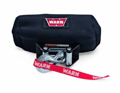 Winch Accessories - Winch Cover - Warn - Warn 71975 Neoprene Winch Cover