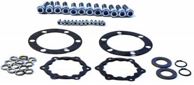 4WD Hubs and Actuators - Locking Hub Service Kit - Warn - Warn 61693 Premium Manual Hub Service Kit