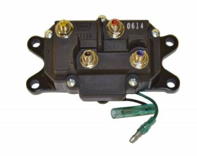 Winch Accessories - Winch Contactor - Warn - Warn 63070 Winch Contactor
