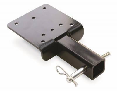 Trailer Hitch Accessories - Trailer Hitch Mount Kit - Warn - Warn 68531 Hitch Adapter
