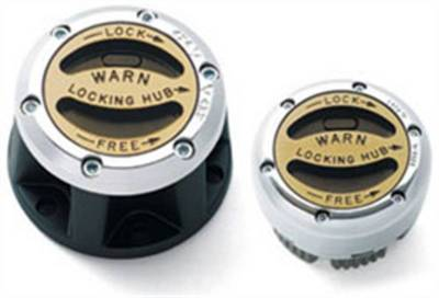 4WD Hubs and Actuators - Locking Hub Kit - Warn - Warn 34581 Premium Manual Hub Kit