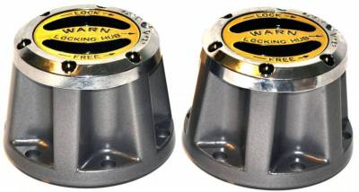 4WD Hubs and Actuators - Locking Hub Kit - Warn - Warn 60459 Premium Manual Hub Kit
