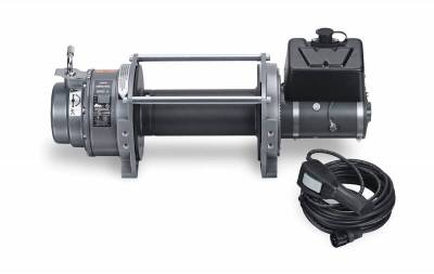 Winch - Winch - Warn - Warn 66032 Series 15 DC Industrial Winch