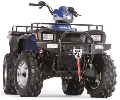 Bumper - Bumper- Front - Warn - Warn 62323 ATV Front Bumper