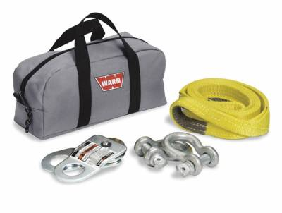 Winch Accessories - Winch Accessory Kit - Warn - Warn 70792 Winch Rigging Kit