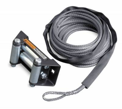 Winch Accessories - Winch Rope - Warn - Warn 77835 Synthetic Rope Replacement Kit