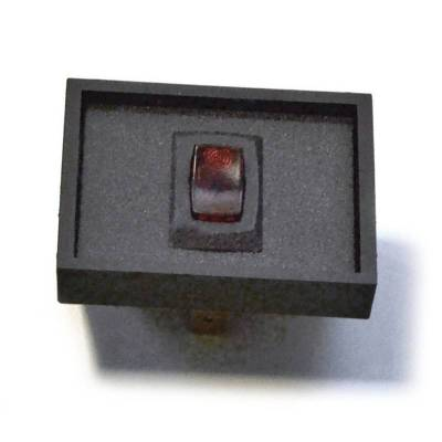 Switch - Fog/Driving Light Switch - Warn - Warn 220020 4X Light Rocker Switch