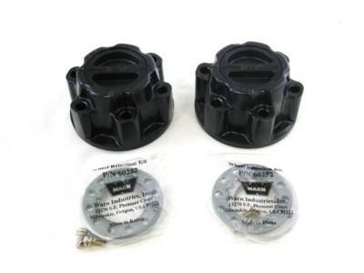 4WD Hubs and Actuators - Locking Hub Kit - Warn - Warn 60247 Standard Manual Hub Kit