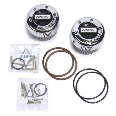 4WD Hubs and Actuators - Locking Hub Kit - Warn - Warn 11690 Standard Manual Hub Kit