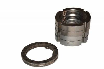 Suspension/Steering/Brakes - Steering Components - Warn - Warn 32720 Manual Hub Spindle Nut Kit