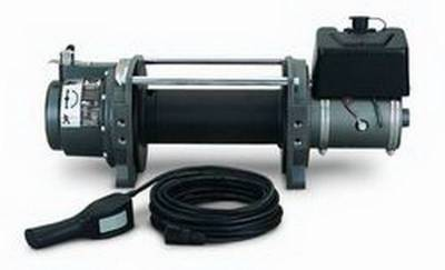 Winch - Winch - Warn - Warn 30282 Series 9 Hydraulic Industrial Winch
