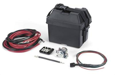 Battery Accessories - Dual Battery Control Kit - Warn - Warn 77977 Dual Battery Control Kit