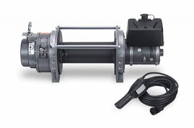 Winch - Winch - Warn - Warn 30289 Series 12 DC Industrial Winch