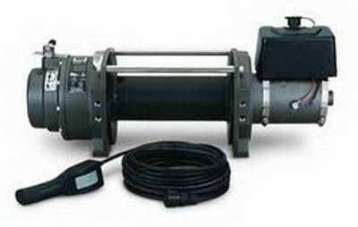 Winch - Winch - Warn - Warn 30290 Series 12 DC Industrial Winch