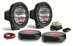 Fog/Driving Lights and Components - Driving Light - Warn - Warn 82405 W700 H.I.D. Driving Light