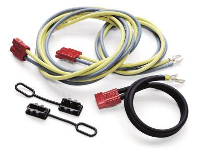 Winch Accessories - Winch Wire Harness - Warn - Warn 70920 Multi-Mount Quick Connect UTV Wiring Kit