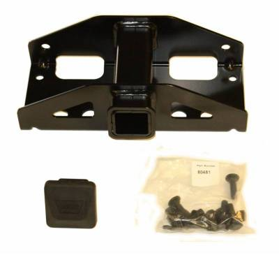 Trailer Hitch - Trailer Hitch - Warn - Warn 80149 Gen II Trans4mer Receiver