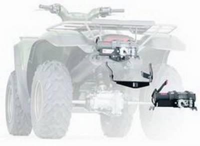 Mounting Kit - Winch Mount Kit - Warn - Warn 80540 ATV Winch Mounting System
