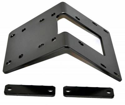 Mounting Kit - Winch Mount Kit - Warn - Warn 76192 ATV Winch Mounting System