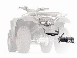 Mounting Kit - Winch Mount Kit - Warn - Warn 80560 ATV Winch Mounting System