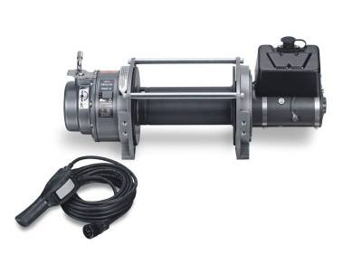 Winch - Winch - Warn - Warn 72005 Series 18 DC Industrial Winch