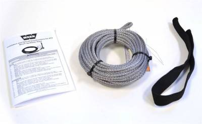 Winch Accessories - Winch Rope - Warn - Warn 73599 Synthetic Rope Service Kit