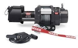 Winch - Winch - Warn - Warn 94700 4700 DC Winch