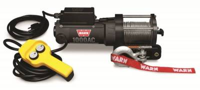 Winch - Winch - Warn - Warn 80010 1000 AC Winch