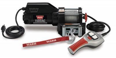 Winch - Winch - Warn - Warn 85330 1500 AC Winch