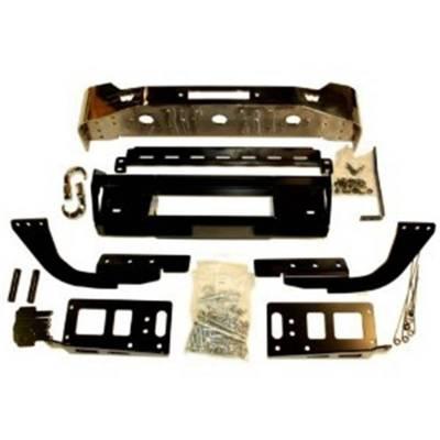 Winch Accessories - Winch Carrier - Warn - Warn 88245 Gen II Trans4mer Winch Carrier