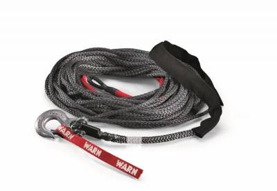 Winch Accessories - Winch Rope - Warn - Warn 87915 Spydura Synthetic Winch Rope