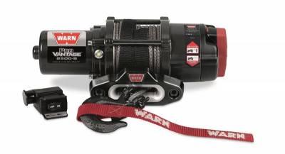 Winch - Winch - Warn - Warn 90251 ProVantage 2500-S Winch