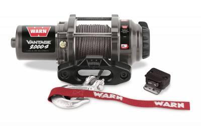 Winch - Winch - Warn - Warn 89021 Vantage 2000-S Winch
