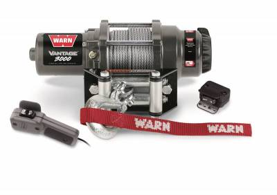 Winch - Winch - Warn - Warn 89030 Vantage 3000 Winch