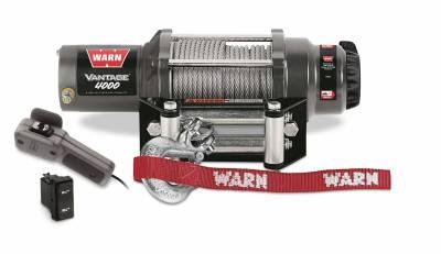 Winch - Winch - Warn - Warn 89040 Vantage 4000 Winch