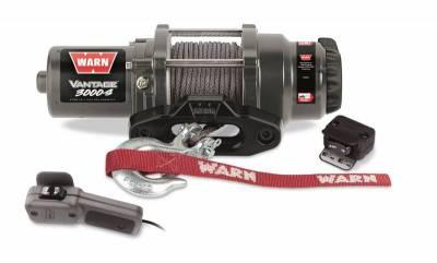 Winch - Winch - Warn - Warn 89031 Vantage 3000-S Winch