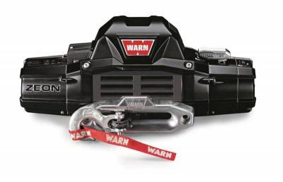 Winch Accessories - Winch Cover - Warn - Warn 87555 ZEON Winch Cover