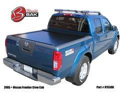 MDF Exterior Accessories - Tonneau Covers - BAK Industries - BAK Industries R15511 RollBAK Hard Retractable Truck Bed Cover