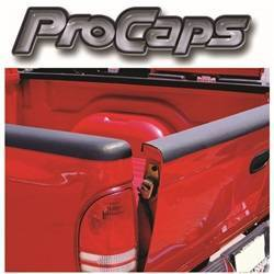 MDF Exterior Accessories - Tonneau Covers - BAK Industries - BAK Industries TGPF6N ProCaps Tailgate Protector