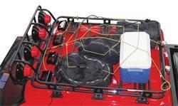 Cargo Net - Cargo Net - Smittybilt - Smittybilt DN11201 Roof Rack Cargo Net