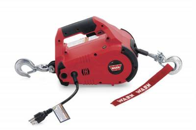 Winch - Winch - Warn - Warn 885001 PullzAll Hand Held Electric Pulling Tool